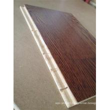 Unilin Lock Antique Hand Scraped Amereican Walnut Color Oak Engineered Flooring