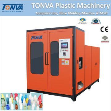 Máquina de Tonva 2L Máquina de moldagem por sopro de plástico