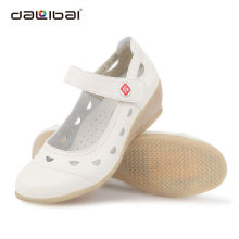 Wholesale breathable safety shoes and nurse shoes