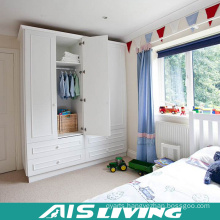 Bedroom Pull out Wardrobe Design (AIS-W273)