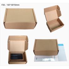 Karton für Kleidung, Luxus Kleidung Verpackung Box