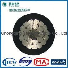 ¡Fuente profesional de la fábrica !! Cable de aluminio de alta pureza 25mm