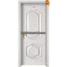 Топ 1 продаж Китай стали деревянный интерьер дверь жилой внутренняя дверь Кинг-05