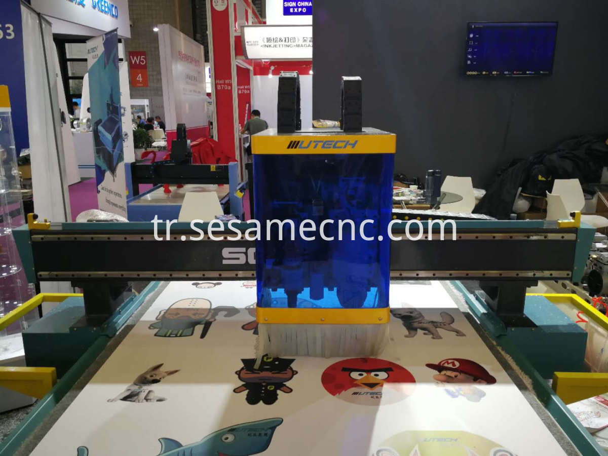 cnc router for paper cutting