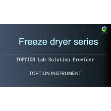 TPV-10FD In-situ Freeze Dryer,Pilot Lyophilizer,Automated Lyophilizer Small Capacity Snake Venom Vacuum Freeze Dryer
