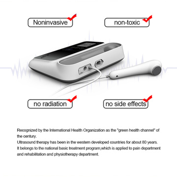 Sports injury ultrasonic therapeutic equipment from SSCH