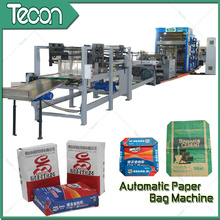 Automatic Cement Paper Sack Making Machine