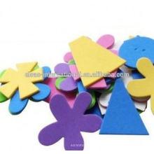 Etiqueta colorida colorido da espuma de EVA da flor, etiqueta da espuma
