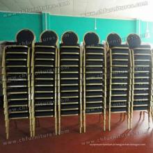 Promoção de empilhamento de móveis de alumínio design (yc-zl13-02)