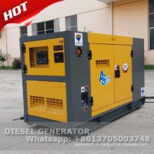 20 кВА 30 кВА генератор 45kva тепловозный молчком