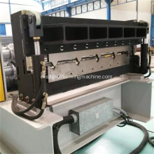 Panel Dinding Logam 3D Hiasan Roll Forming Machine