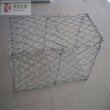 Сварная габионная коробка для подпорных стенок Каменная габионная корзина