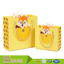 Factory Direct Supply Free Sample Luxury Packaging Art Paper Shopping Bag With Pp Handle