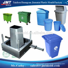 3% discount custom plastic injection trash can mould maker taizhou huangyan mould manufacturer                                                                         Quality Choice