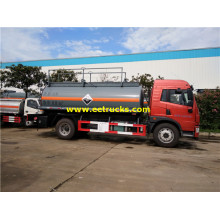 180hp 9000 Litros H2SO4 Transport Tankers