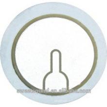 Пьезоэлектрический зуммер бестселлера 31мм диски из нержавеющей стали