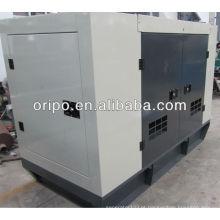 Pequeno gerador diesel Lovol soundproof com 100% de cobre alternador leadtech