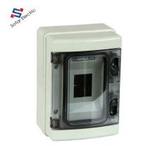 HA Type IP65 Waterproof Plastic 4 Way Modular Switch Distribution Box
