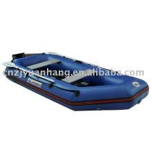 3 barcos de Rio de pesca inflável de pessoa