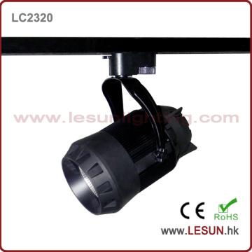 Luz comercial preta da trilha do diodo emissor de luz da ESPIGA da iluminação 20W (LC2320)