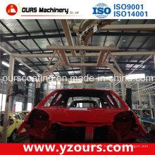 Machine automatique de pulvérisation / peinture / enduisant pour l'industrie automobile