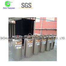 60L Nominal Capacity Liquid Natural Gas Steel Cylinder