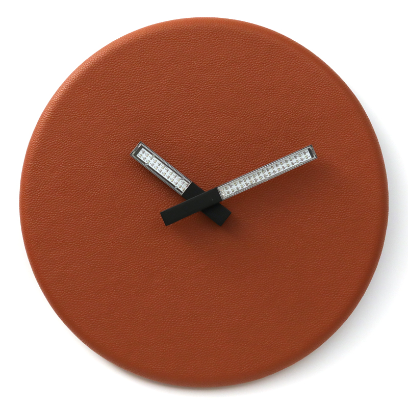 Wall Clock Orange