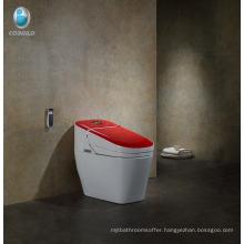Ceramic sanitary ware bidet toilet bowl Intelligent upc contemporary hotel bathroom mexico toilet