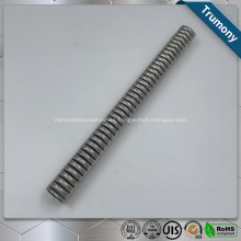 Tubo colector de aluminio de soldadura de alta frecuencia para disipador de calor