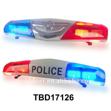 Heavy Duty ADVERTENCIA Lightbar policía Led techo Light Bar