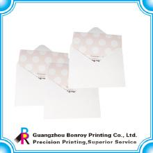 hot sale luxury offset printing invitation wedding cards