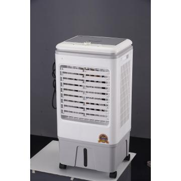 Cubierta de vidrio Mini 3000CBM Air Flow Evaporative Air Cooler