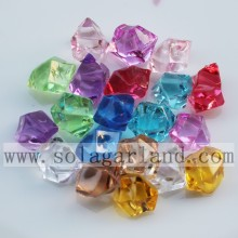 11*14MM Acrylic Crystal Wedding Scatter Stones Vase Fillers