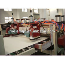 WPC celuka board extrusion line