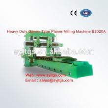 Heavy Duty Gantry Type Planer Milling Machine