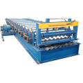 Botou proveedor fábrica personalizada carro de carga carro caja de cartón rollo que forma la máquina