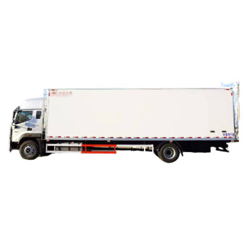 Meat Transportation Cooling Van Truck Freezer Truck