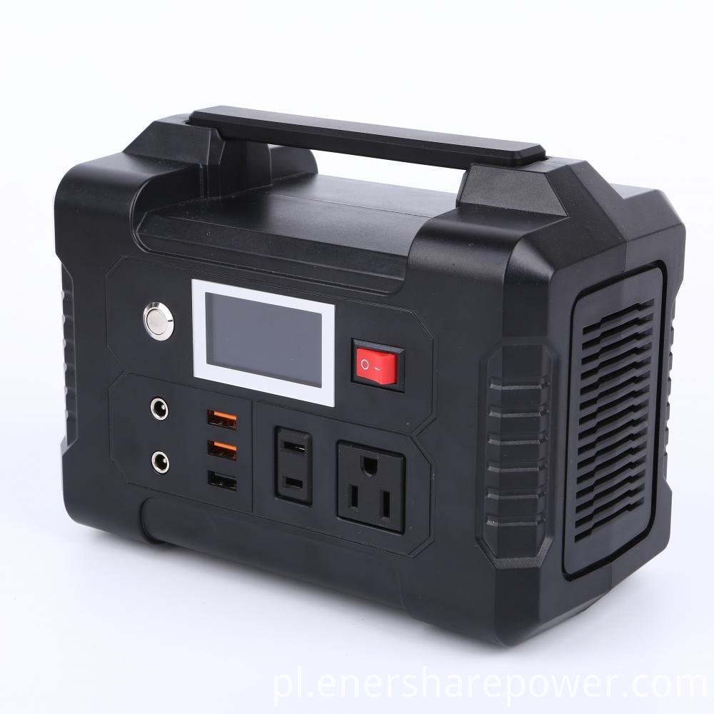 Portable Lithium Battery System For Video Cameras