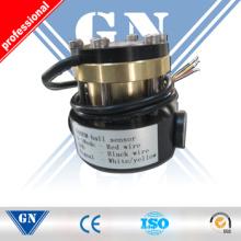 Medidor de Fluxo de Óleo Mecânico para Controle de Consumo de Combustível