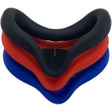 Coussin pour les yeux en silicone VR lavable antidérapant