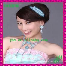 New's Hot Selling Tiara Rhinestone Jewelry Crown jewelry wedding tiara