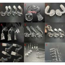 Quartz Nail Wholesale De Enjoylife 2mm 3mm 4mm Thinckness Disponible.