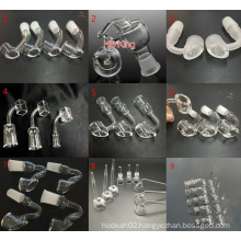 Quartz Nail Wholesale From Enjoylife 2mm 3mm 4mm Thinckness Avaliable.