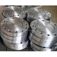Flanges cegas de aço inoxidável ou aço carbono