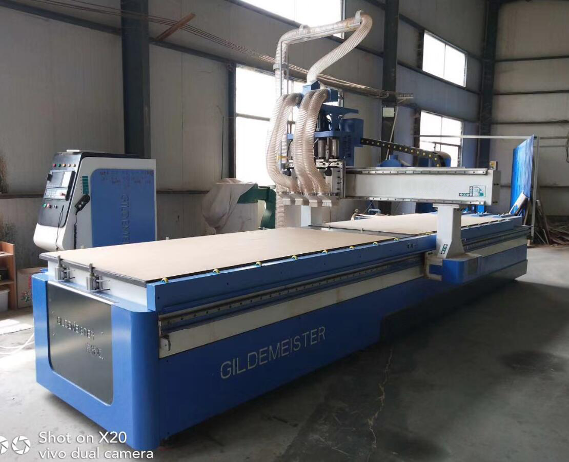 double beds atc cnc router