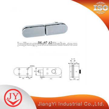 SS304 Glass Door Lock With Knob