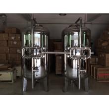 Filtre Machanical Chunke en acier inoxydable pour filtre à eau