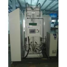 Dispositif de remplissage d'oxygène pris en charge sur la chaîne de production d'oxygène