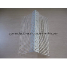 PVC Angle Bead with Fiberglass Mesh