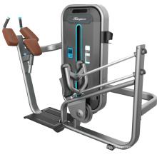 Máquina de extensão de pernas em pé